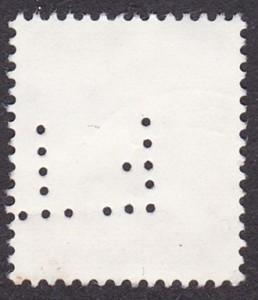 Belgium Michel 1076--FT--1DB--Hátulja.