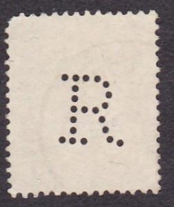 Belgium Michel 53--R.--1DB--Hátulja.