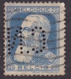 Belgium Michel 55--C.N--1DB--Eleje.