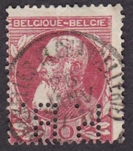 Belgium Michel 71--P.B.--1DB--Eleje.