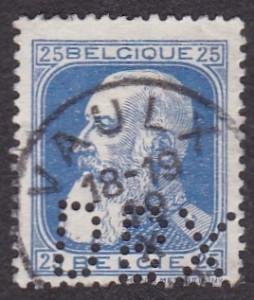 Belgium Michel 73--DBX--1DB--Eleje.