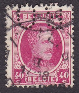 Belgium Michel 179--BO--1DB--Eleje.
