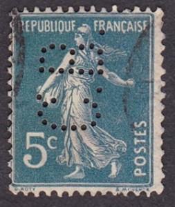 Francia Michel 116--C.B.--1DB--Eleje.