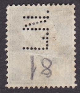 Francia Michel 197--L.N.--1DB--Hátulja.